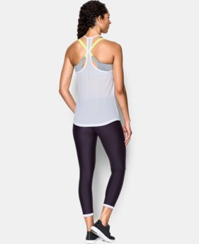 Best Seller Women's UA Fly-By Racerback Tank  2 Colors $24.49 to $26.24