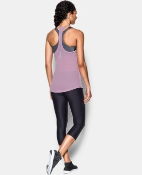 Best Seller Women's UA Fly-By Racerback Tank  2 Colors $20.24