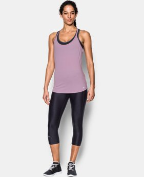 New Arrival Women's UA Fly-By Racerback Tank  1 Color $34.99