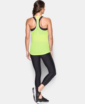Best Seller Women's UA Fly-By Racerback Tank  1 Color $20.99 to $26.99