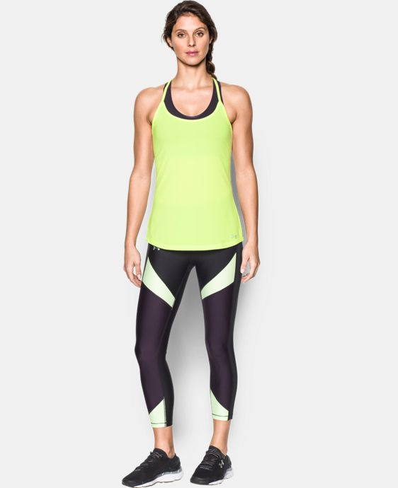 New Arrival Women's UA Fly-By Racerback Tank  3 Colors $34.99