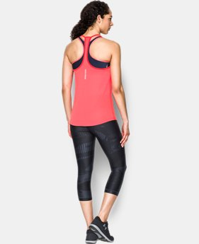 Best Seller Women's UA Fly-By Racerback Tank  2 Colors $26.24 to $34.99