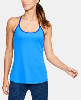 Best Seller Women's UA Fly-By Racerback Tank  9 Colors $34.99