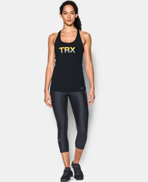 Women's UA + TRX® HeatGear® Armour Racer Tank LIMITED TIME: FREE U.S. SHIPPING 1 Color $34.99