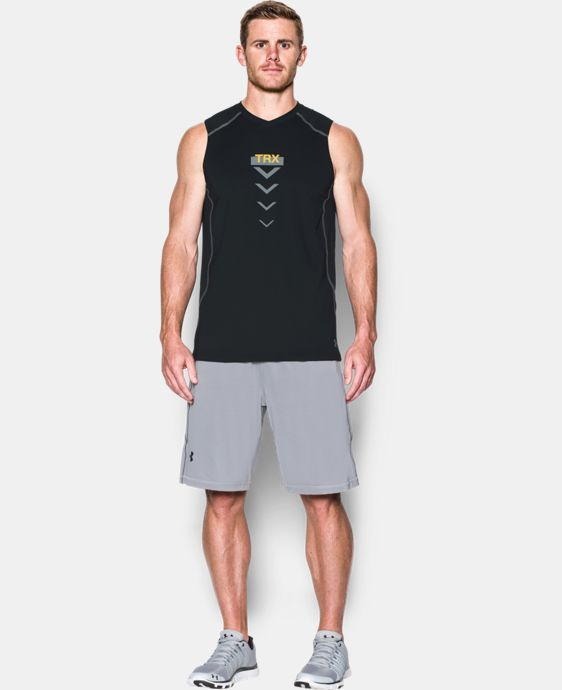 Men's UA + TRX® Raid Sleeveless LIMITED TIME: FREE U.S. SHIPPING 1 Color $39.99