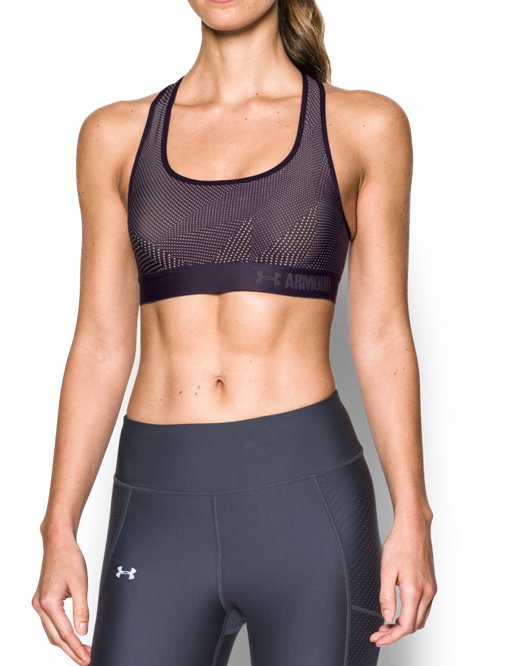 3abe5645e40 Women's Armour® Mid Crossback Sports Bra