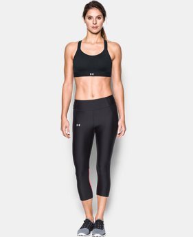 Women's Armour™ Shape Printed High Impact Sports Bra  1 Color $48.99