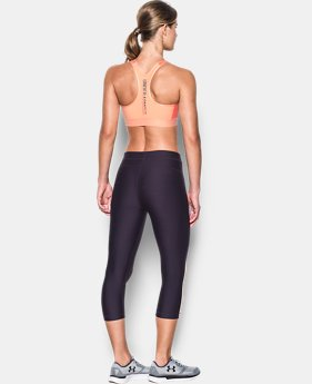 Women's Armour® Mid UA Graphic Sports Bra  1 Color $17.99
