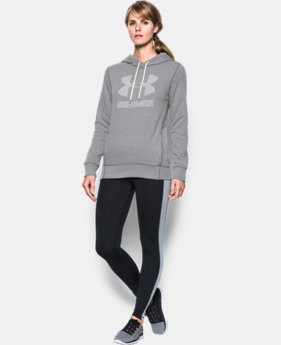 Women's UA Sportstyle Favorite Fleece Hoodie  1 Color $32.99 to $41.99