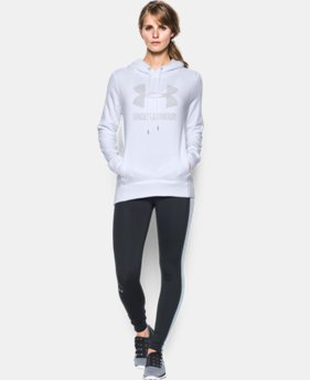 Women's UA Sportstyle Favorite Fleece Hoodie LIMITED TIME OFFER + FREE U.S. SHIPPING 1 Color $41.24