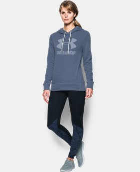 Women's UA Sportstyle Favorite Fleece Hoodie LIMITED TIME: 15% OFF 2 Colors $48.99 to $64.99