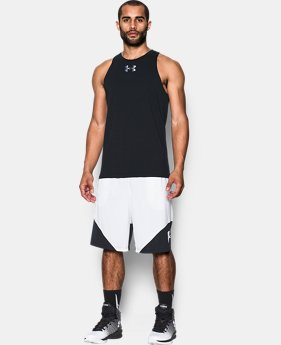 Men's UA Baseline Tank  3 Colors $29.99