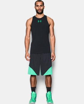Men's UA Baseline Tank  3 Colors $17.99 to $18.74