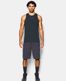 Men's UA Baseline Tank  1 Color $18.74