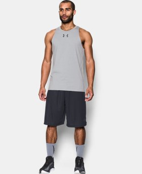 New Arrival  Men's UA Baseline Tank   $29.99