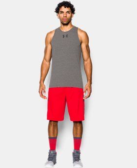 Men's UA Baseline Tank  3 Colors $24.99