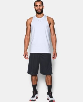 Men's UA Baseline Tank  5  Colors Available $24.99