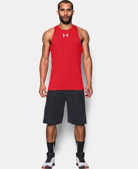 New Arrival Men's UA Baseline Tank  1 Color $24.99