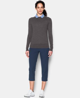 Women's UA Crew Sweater  1 Color $69.99