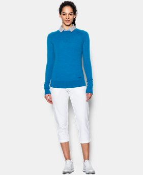 Women's UA Crew Sweater  1 Color $52.49