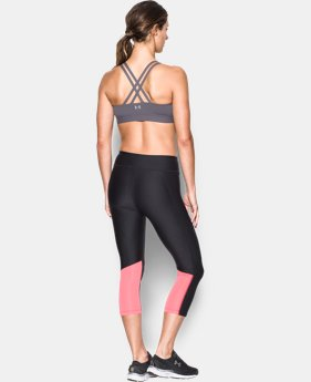 New Arrival  Women's Armour® Eclipse Low Impact Sports Bra   1 Color $44.99