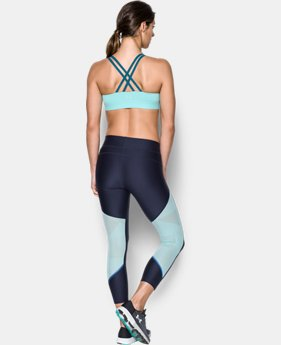 Best Seller Women's Armour® Eclipse Low Sports Bra  1 Color $39.99