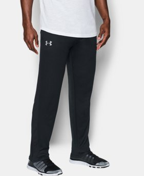 Best Seller Men's UA Tech™ Terry Pants  5 Colors $49.99
