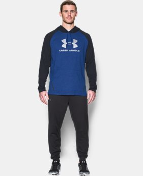 Men's UA Sportstyle Athletics Hoodie  1 Color $33.99