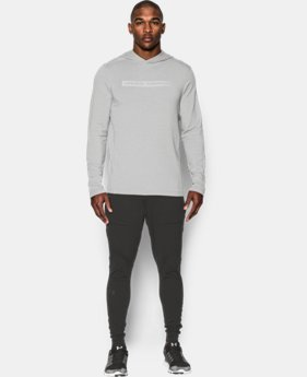 New Arrival Men's UA Tech™ Terry Hoodie  2 Colors $44.99