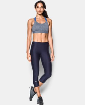 Women's Armour® Eclipse High Heathered Sports Bra  1 Color $54.99