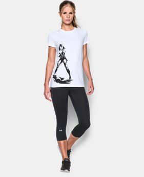 Women's Under Armour® Alter Ego Wonder Woman Illustration T-Shirt LIMITED TIME: FREE SHIPPING 1 Color $34.99