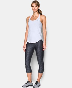 New Arrival Women's UA HeatGear® Armour Coolswitch Tank  1 Color $34.99