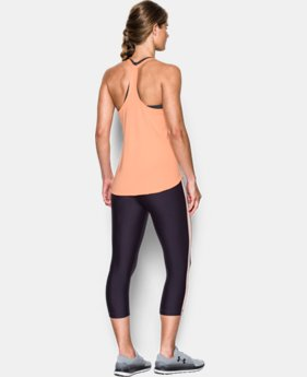 Women's UA HeatGear® Armour CoolSwitch Tank  1 Color $34.99