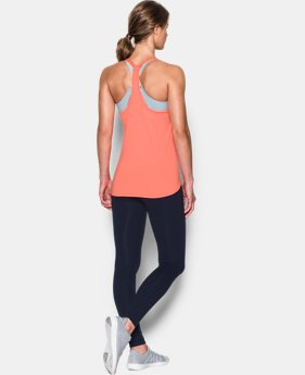 Women's UA HeatGear® Armour CoolSwitch Tank  1 Color $29.99