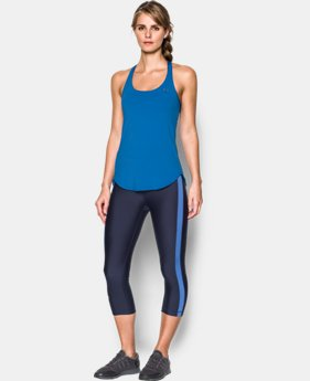 New Arrival Women's UA HeatGear® Armour Coolswitch Tank  2 Colors $34.99