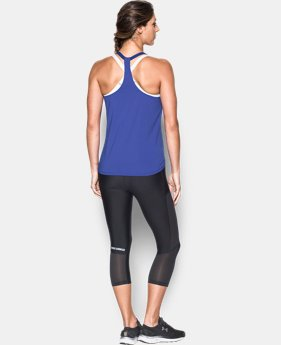 Women's UA HeatGear® Armour CoolSwitch Tank  1 Color $18.74 to $20.24