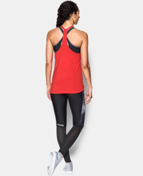 Women's UA HeatGear® Armour CoolSwitch Tank   $29.99