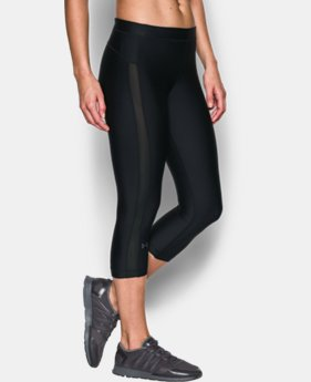 Women's UA CoolSwitch Capris  1 Color $31.99