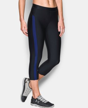 Women's UA CoolSwitch Capris  1 Color $24.99