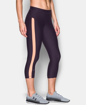 Women's UA CoolSwitch Capris  2 Colors $26.99 to $33.99