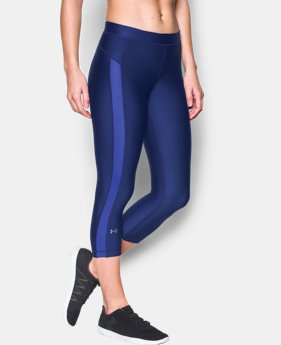 Women's UA CoolSwitch Capris  1 Color $18.74 to $25.49
