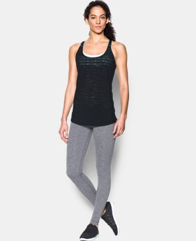 Women's UA HeatGear® Armour SuperVent Tank  3 Colors $44.99
