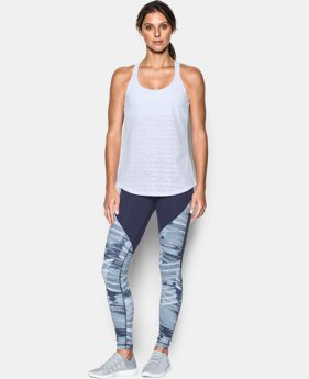 Women's UA HeatGear® Armour SuperVent Tank  1 Color $44.99