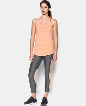 Women's UA HeatGear® Armour SuperVent Tank  1 Color $31.99
