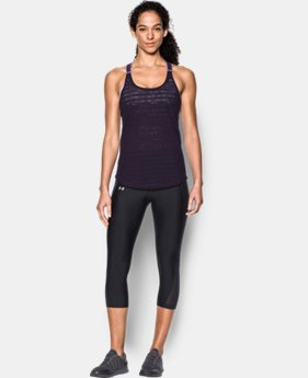 New Arrival Women's UA HeatGear® Armour Supervent Tank   $44.99