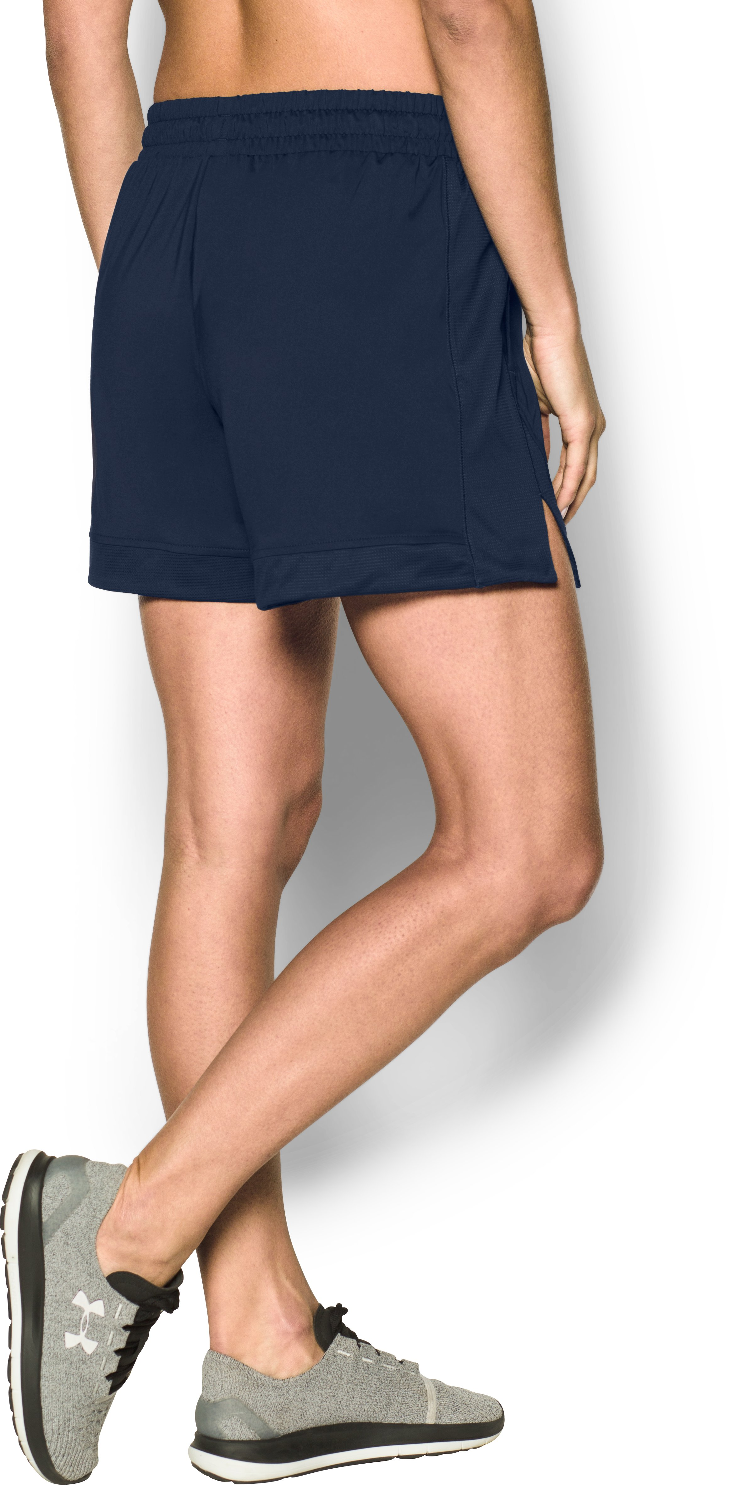 Women's UA Got Game Shorts, Midnight Navy, undefined