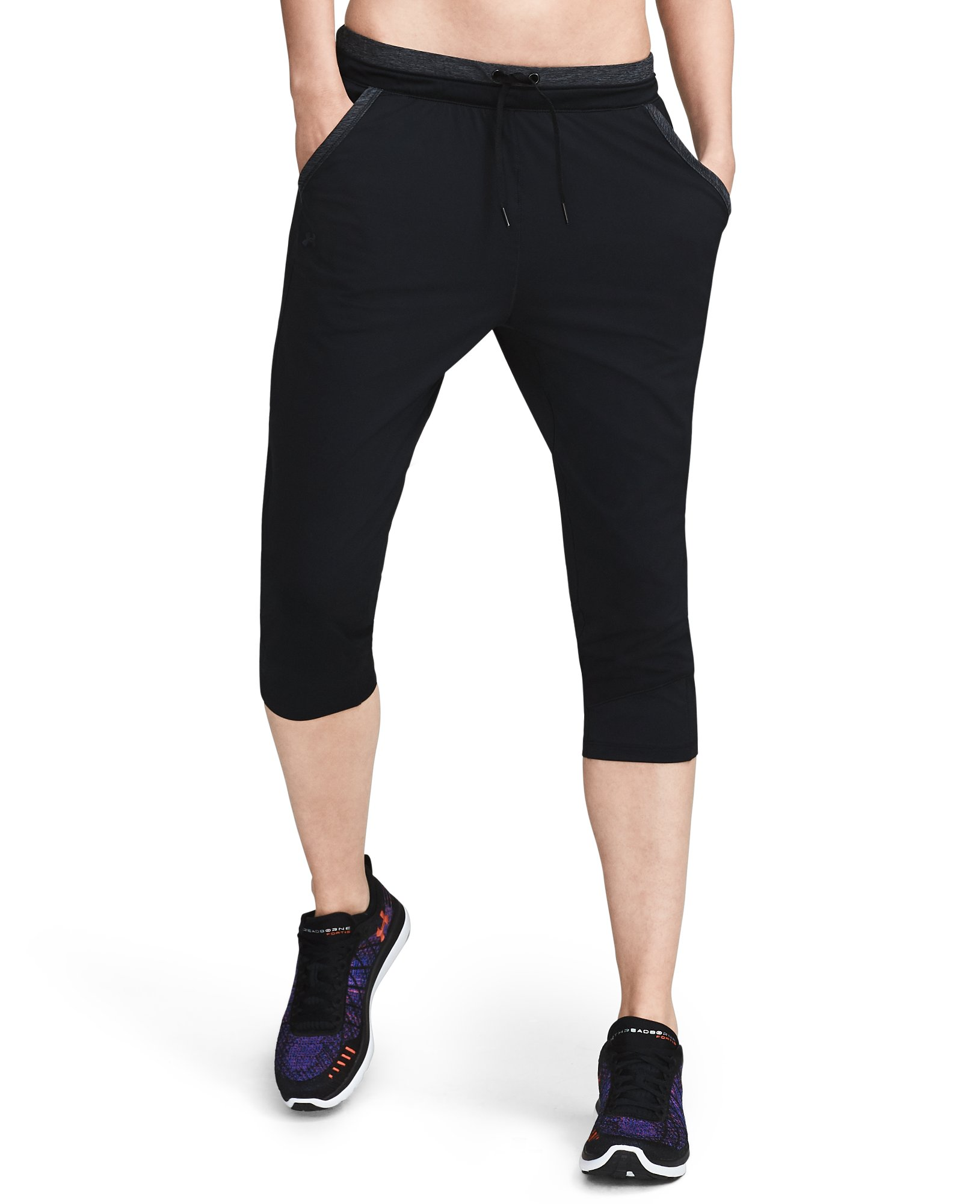 Women's UA Got Game Ankle Crop 3 Colors $26.99