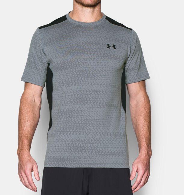 cd5a04bd64d53 Men s UA Raid Jacquard T-Shirt