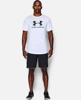 Men's UA Sportstyle Branded T-Shirt  1 Color $19.99
