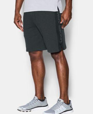 Men's UA Sportstyle Fleece Graphic Shorts